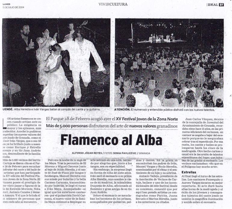 Flamenco-al-Alba